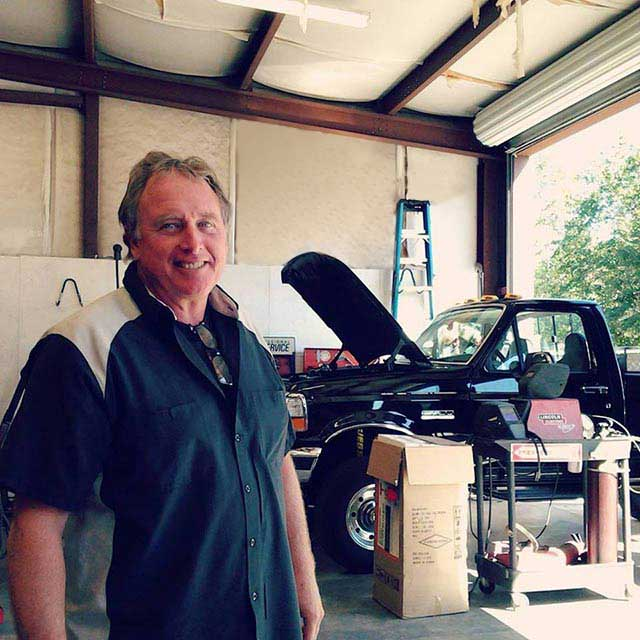 Keith Kennedy, Owner of Kennedy's Automotive Services in Wilmington